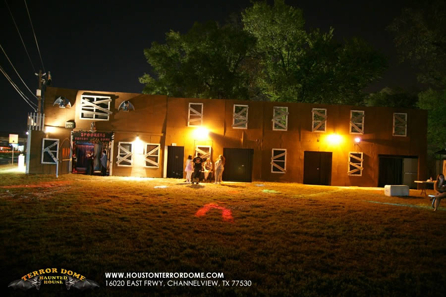 The best haunted house in Houston. Come visit the Houston ...