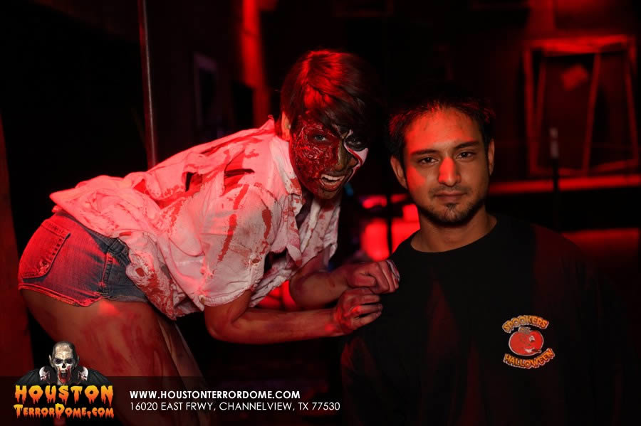 Haunted House Photos from Saturday October 19th 2013