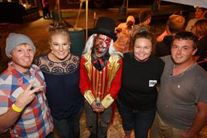 Opening Night for 2016 Halloween Season