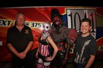 Kevin Quin and 104 KRBE